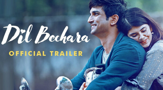 Dil Bechara trailer release
