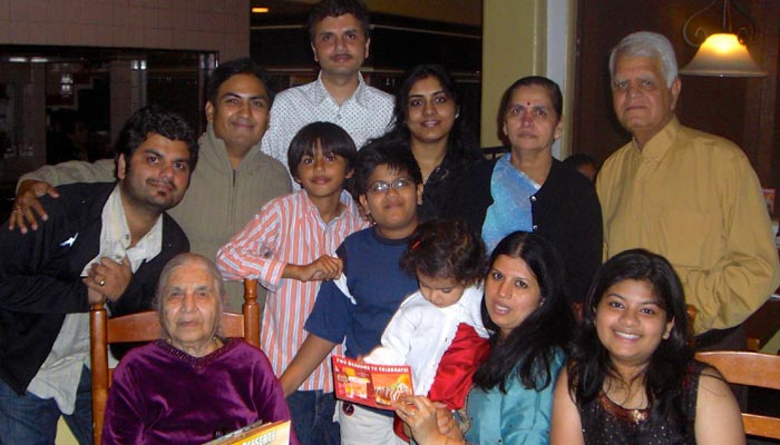 Dilip Joshi Jetha Lal Real Family