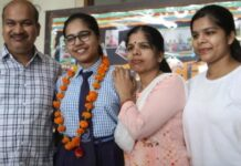 Divyanshi Jain Scored 100 Percent Marks