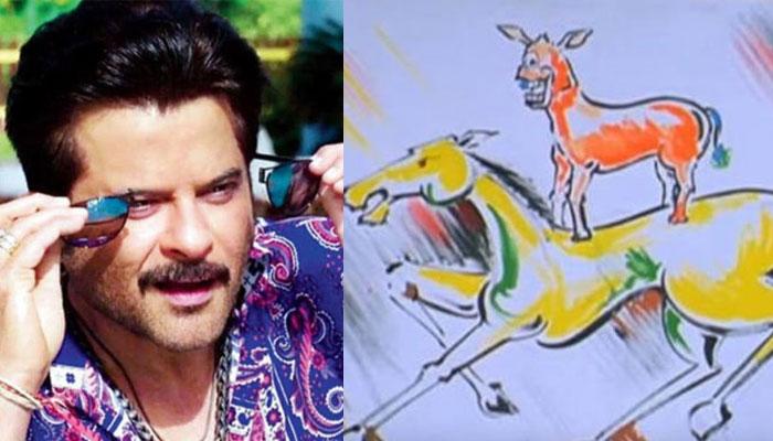 Gauri Khan Made Painting in quarantine