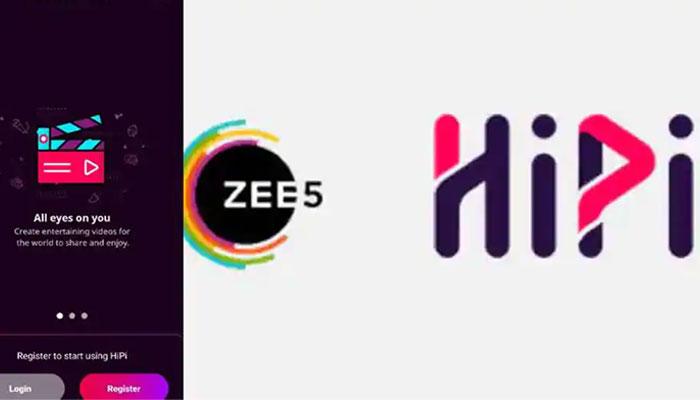 Hipi Social Media App