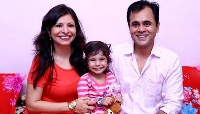 Jennifer Mistry bBansiwal family
