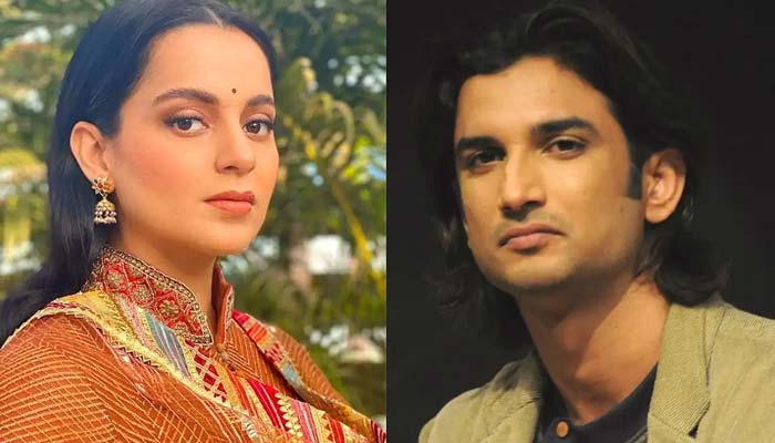 Kangana Ranaut ask CBI inquaries For Sushant Singh Rajput Suicide Case
