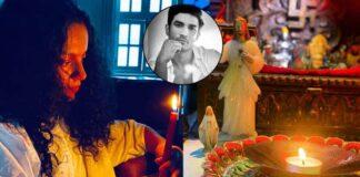 Kangana Ranaut pays tribute for sushant singh Rajput