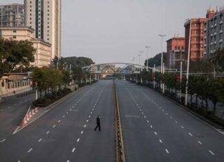 Lockdown in Several cities
