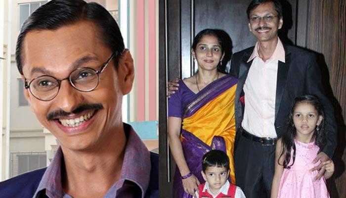 Patrakar Popatlal Pandey family