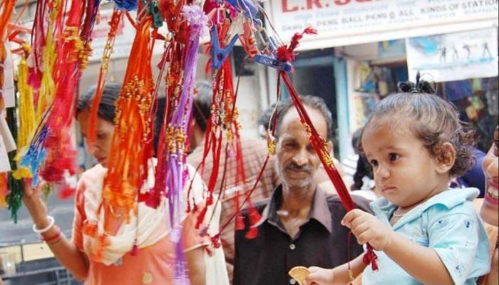 Raksha Bandhan Rakhi Tender with china
