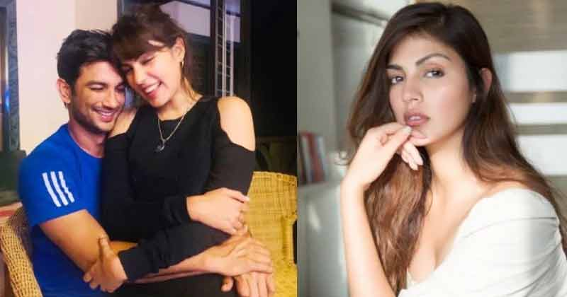 Rhea Chakraborty received rape and death threat on social media