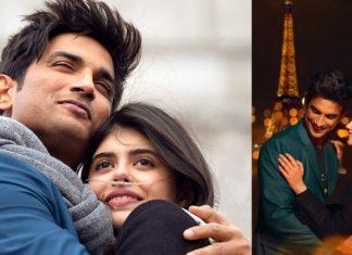 Sanjana Sanghi made a big disclosure about Sushant.