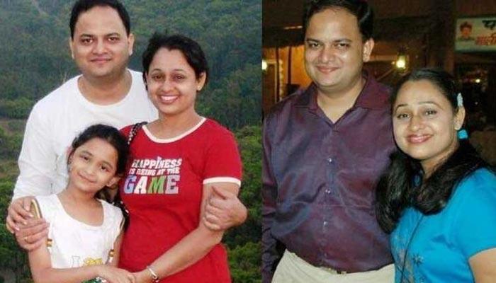 Sonalika Joshi Madhvi Real family