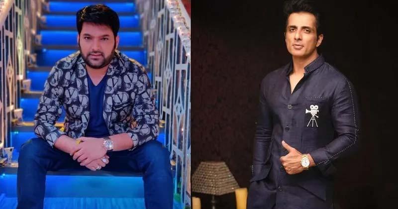 Sonu Sood Gets Emotional in Kapil Sharma Show