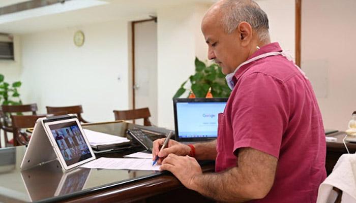 Statement of Manish Sisodia for LEAD Education Portal