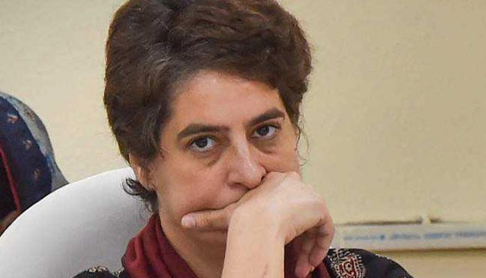 Priyanka Gandhi asked to vacate Lutyens Bungalow