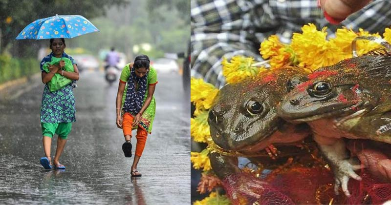 Superstitions Related to Rain
