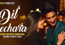 Sushant Singh Rajput last film Dil Bechara will be Released Today
