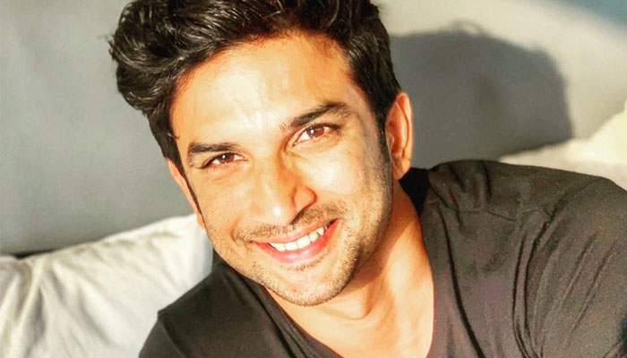 Sushant was charged under Me-Too