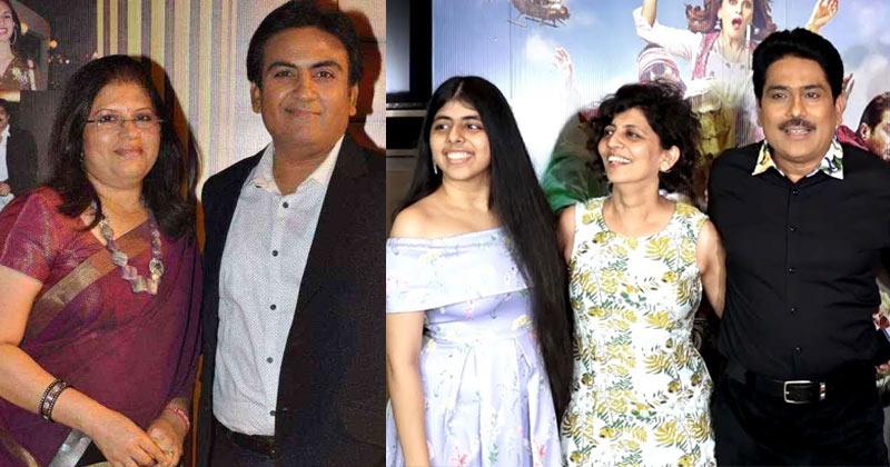 Taarak Mehta Ka Ooltah Chashmah Star Cast Real Family