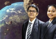 Two Students Discovered Asteroid in Space