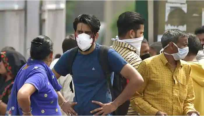 UP District Punishment for not Applying Masks