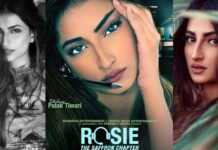 Upcoming first movie of Palak Tiwari Rosie