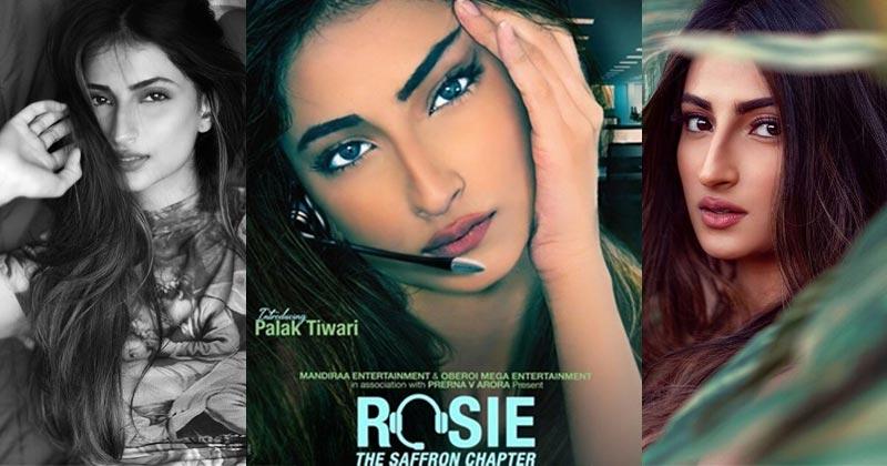 Upcoming first movie of Palak Tiwari Rosie