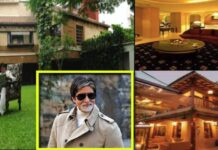 amitabh bachchan house pratiksha