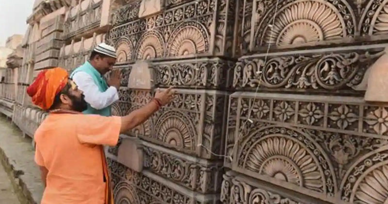 ayodhya ram mandir bhumi pujan preparation
