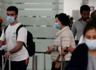 coronavirus positive report man flies delhi to kolkata