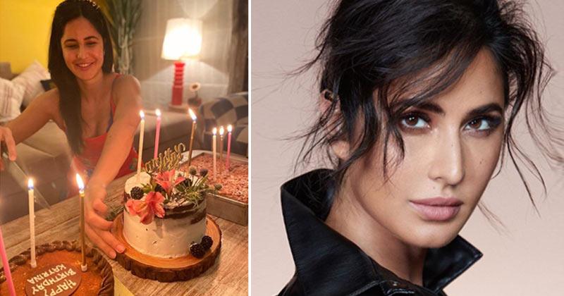 katrina kaif birthday special cake