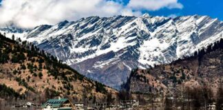 snow depletion in himachal scientists giving warning