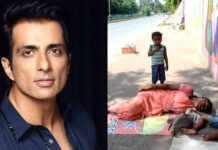 sonu sood promises home to homeless mother