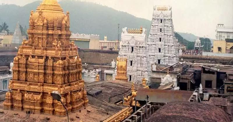 tirumala tirupati temple priest tested Coronavirus Positive