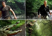 Akshay Kumar Goes on Adventure with Bear Grylls