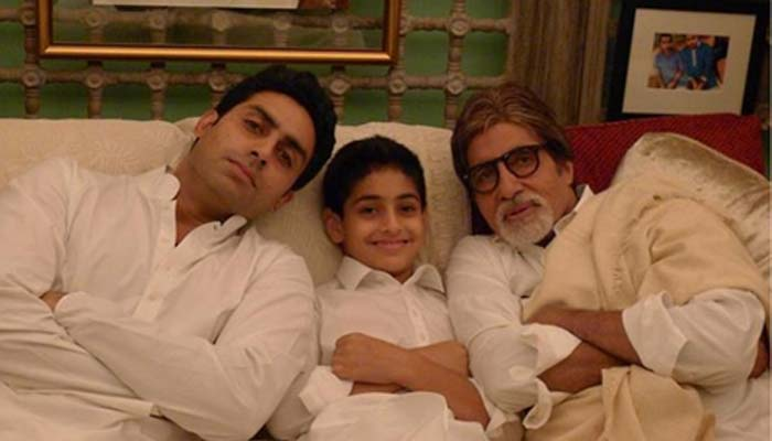 Amitabh And Abhishek Bachchan Health Recover