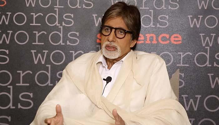 Amitabh Bachchan Trolled Back