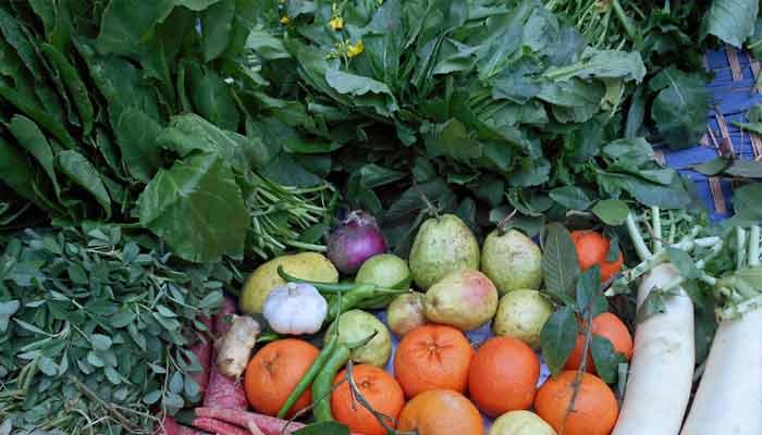 Avoid Green Vegetable is Rainy Season