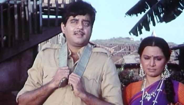 Bollywood Movie Kala Patthar
