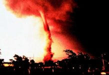 California Declares Emergency After Fire Tornado