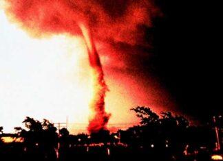 California Declares Emergency After Fire Tornado