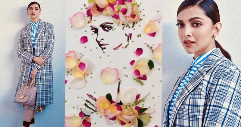 Deepika Padukone Fan Creates a Ravishing Picture