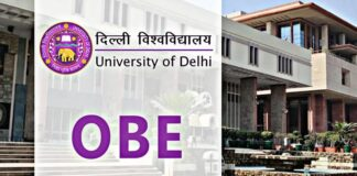 Delhi University open book examination