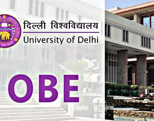 Delhi University open book examination
