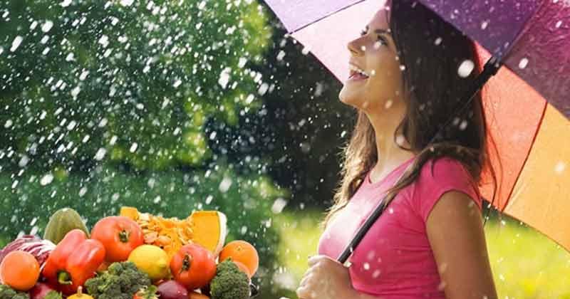 Foods You Should Avoid In Rainy Season