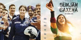 Gunjan Saxena- The Kargil Girl Review