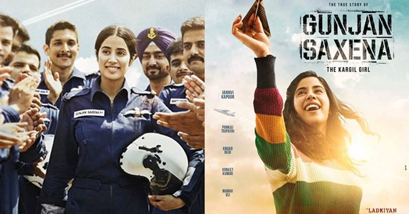 Gunjan Saxena- The Kargil Girl Review