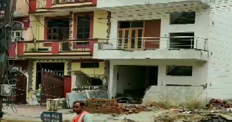 Heavy Rain Alert In Gurugram