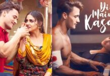 Himanshi Khurana with Asim Riaz Song first look