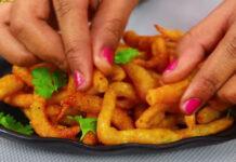How to make kurkure at home in hindi