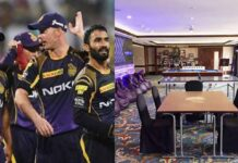 IPL 2020 KKR Team Shares Photos On Social Media
