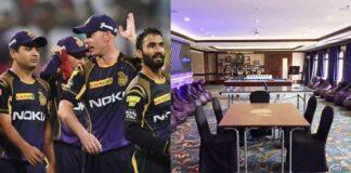 IPL 2020 KKR Team Shares Photos On Social Media
